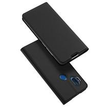 Motorola One Hyper hoesje - Dux Ducis Skin Pro Book Case - Zwart