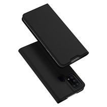 Samsung Galaxy M31 Hoesje - Dux Ducis Skin Pro Book Case - Zwart