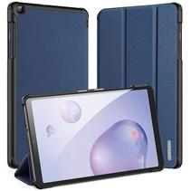 Samsung Galaxy Tab A 8.4 hoes (2020) - Dux Ducis Domo Book Case - Blauw