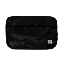 WIWU - Camou Travel Pouch - Paspoort Reistas - Camouflage/Grijs