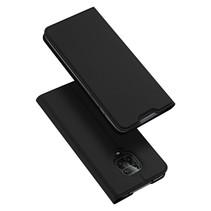 Xiaomi Redmi Note 9 Pro hoesje - Dux Ducis Skin Pro Book Case - Zwart