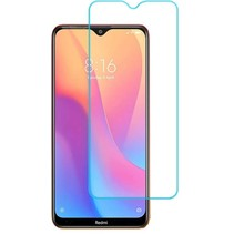 Xiaomi Redmi 9C Screenprotector - Tempered glass Screenprotector - Case-Friendly