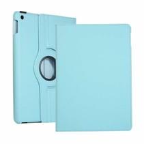 iPad 2020 Hoes - 10.2 Inch -  Draaibare Book Case - Licht Blauw