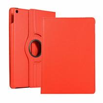 iPad 2020 Hoes - 10.2 Inch -  Draaibare Book Case - Rood