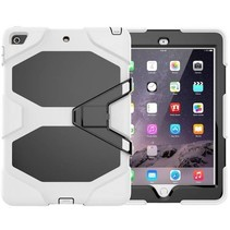 iPad 2020 hoes - 10.2 inch - Extreme Armor Case - Wit