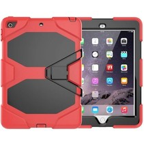 iPad 2020 hoes - 10.2 inch - Extreme Armor Case - Rood