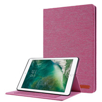 iPad 2020 hoes - 10.2 inch - Book Case met Soft TPU houder - Roze