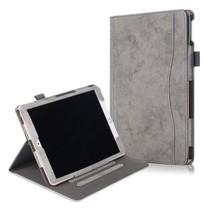 iPad 2020 hoes - 10.2 inch - Wallet Book Case - Grijs