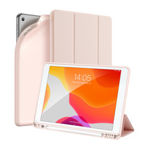 iPad 2020 hoes - 10.2 inch - Dux Ducis Osom Tri-Fold Book Case Series - Roze