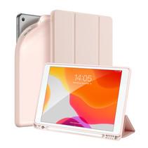 iPad 2020 hoes - 10.2 inch - Dux Ducis Osom Tri-Fold Book Case Series - Roze