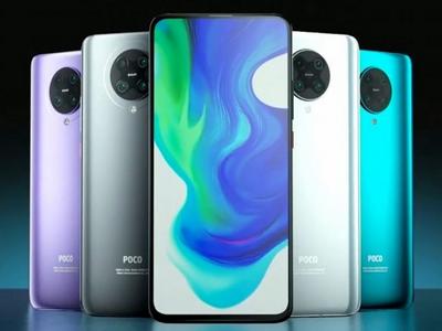 Xiaomi Poco X3 hoes