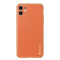 iPhone 11 Hoesje - Dux Ducis Yolo Case - Oranje