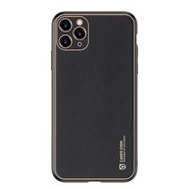 iPhone 11 Pro Max Hoesje - Dux Ducis Yolo Case - Zwart
