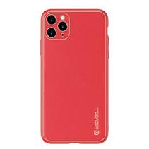 iPhone 11 Pro Max Hoesje - Dux Ducis Yolo Case - Rood