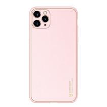 iPhone 11 Pro Max Hoesje - Dux Ducis Yolo Case - Roze