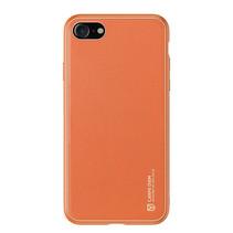 iPhone SE (2020) Hoesje - Dux Ducis Yolo Case - Oranje