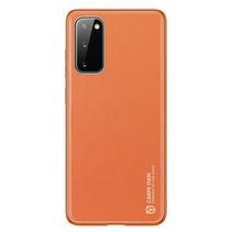 Samsung Galaxy S20 Hoesje - Dux Ducis Yolo Case - Oranje