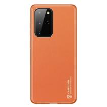 Samsung Galaxy S20 Plus Hoesje - Dux Ducis Yolo Case - Oranje