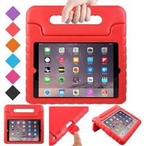 iPad 2,3,4 hoes - Schokbestendige case met handvat - Rood