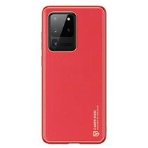 Samsung Galaxy S20 Ultra Hoesje - Dux Ducis Yolo Case - Rood