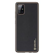 Samsung Galaxy A71 Hoesje - Dux Ducis Yolo Case - Zwart