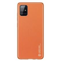 Samsung Galaxy A71 Hoesje - Dux Ducis Yolo Case - Oranje