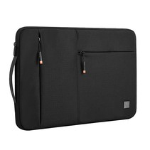 WIWU - Laptop Sleeve - 14 inch - Alpha Slim Sleeve - Waterafstotend - Laptop tas - Zwart