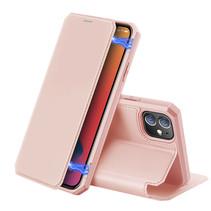 iPhone 12 Mini hoesje - Dux Ducis Skin X Case - Roze