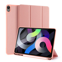 iPad Air 10.9 (2020) hoes - Dux Ducis Domo Book Case - Roze