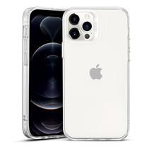 ESR Classic Hybrid - iPhone 12 Pro Max Hoes - Schokbestendige Back Cover - Soft TPU Case - Transparant