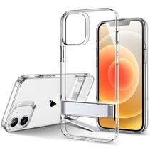 ESR Air Shield - iPhone 12 Mini Hoes - Schokbestendige Back Cover - TPU Back Cover - Transparant