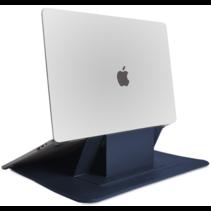 WIWU Alita MacBook Pro Sleeve - 13.3 inch - Slim Stand Macbook Standaard - Blauw