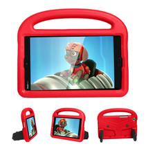 Huawei MatePad T8 Hoes - 8 inch - Schokbestendige case met handvat - Sparrow Kids Cover - Rood