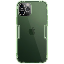 Nillkin - iPhone 12 / 12 Pro hoesje - Nature TPU Case - Back Cover - Donker Groen