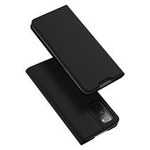 Samsung Galaxy S20 FE hoesje - Dux Ducis Skin Pro Book Case - Zwart