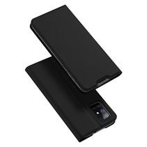 Samsung Galaxy M51 hoesje - Dux Ducis Skin Pro Book Case - Zwart
