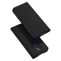 Motorola Moto G9 Play hoesje - Dux Ducis Skin Pro Book Case - Zwart