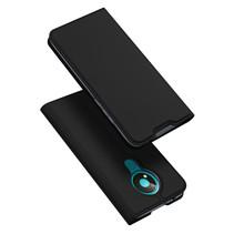 Nokia 3.4 hoesje - Dux Ducis Skin Pro Book Case - Zwart