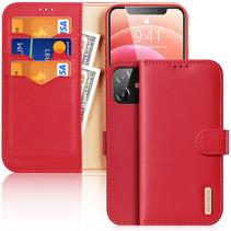 iPhone 12 Mini hoesje - Dux Ducis Hivo Series Case - Rood
