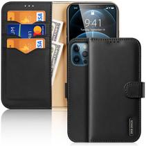 iPhone 12 / iPhone 12 Pro hoesje - Dux Ducis Hivo Series Case - Zwart