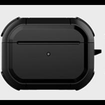 WIWU - Airpods Pro hoesje - Airpods Pro Case - Zwart