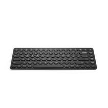Draadloos Toetsenbord - Wireless Bluetooth Keyboard - 85 toetsen - Zwart