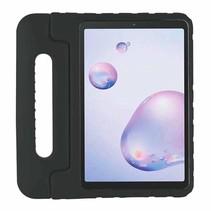 Samsung Galaxy tab A 8.4 (2020) - 8.4 inch - Schokbestendige case met handvat - Eva Kids Cover - Zwart