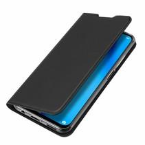 Huawei P40 Lite hoesje - Dux Ducis Skin Pro Book Case - Zwart