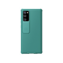 Samsung Galaxy Note 20 back cover - CamShield Pro Armor Case - Licht Groen