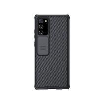 Samsung Galaxy Note 20 back cover - CamShield Pro Armor Case - Zwart