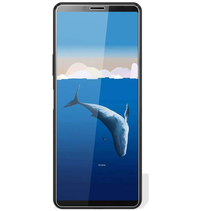 Sony Xperia 10 II Screenprotector - Tempered Glass Screenprotector - Case-Friendly