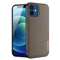 Dux Ducis - iPhone 12 / 12 Pro hoesje - Fino Series - Back Cover - Groen