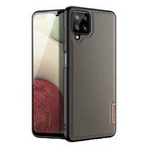 Dux Ducis - Samsung Galaxy A12 hoesje - Fino Series - Back Cover - Groen
