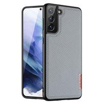 Dux Ducis - Samsung Galaxy S21 hoesje - Fino Series - Back Cover - Licht Blauw